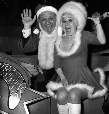 Fondy remembered: Carry On stars Sid James and Barbara Windsor