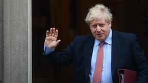 Prime Minister Boris Johnson (Victoria Jones/PA)