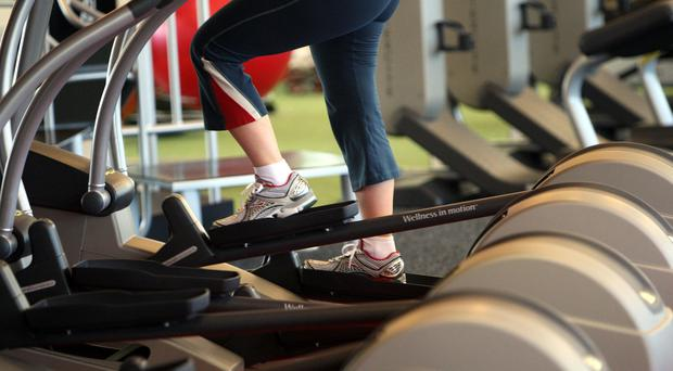 Exercise helps beat depression even in those with a genetic predisposition to it, a study suggests (PA)