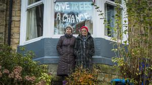 Protesters trying to halt a street tree-felling programme in Sheffield have lost a High Court fight with council bosses (Danny Lawson/PA)
