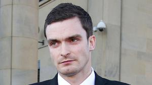 Adam Johnson played for Sunderland at the time of the alleged offences