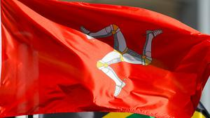 The flag of the Isle of Man (Mike Egerton/PA)