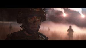 Video grab from the Army's new 'Fail. Learn. Win.' recruitment campaign (Karmarama/The British Army/PA)
