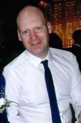 History teacher James Furlong was one of those killed in the attack (Furlong family)