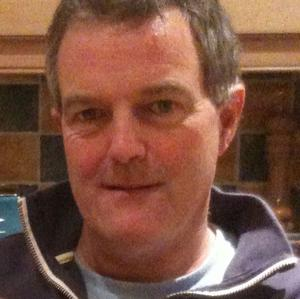 Paul Goslin went missing with three other men after the yacht they were sailing to the UK from a regatta in the Caribbean capsized in the mid-Atlantic Ocean