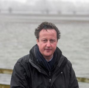 Prime Minister David Cameron has said the Treasury will fund council tax rebates for flood victims