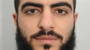 Farhad Salah was in the early stages of testing small improvised explosive devices when he was arrested in 2017 (Counter Terrorism Policing North East/PA)