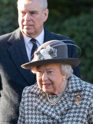 Buckingham Palace did not comment after the New York news conference (Joe Giddens/PA)