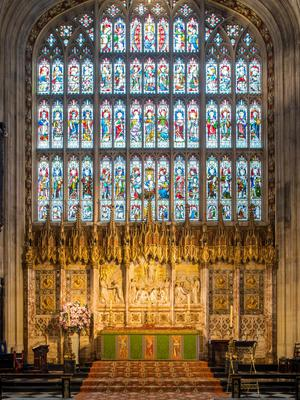 The Quire in St George's Chapel