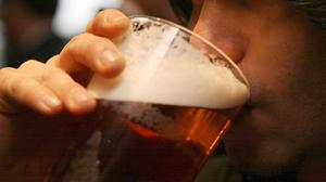 Almost half of the alcohol-related deaths in 2018 in Glasgow occurred before the legislation introduced (Johnny Green/PA)