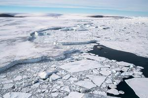 Protection has been proposed for the pristine Weddell Sea (Daniel Beltra/Greenpeace/PA)