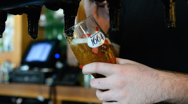 A total of 16 owners or managers of pubs, nightclubs and restaurants were interviewed for the study (Kirsty O'Connor/PA)