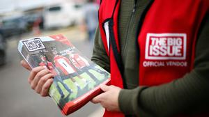 The Big Issue has helped launch an alliance against homelessness (Big Issue/PA)