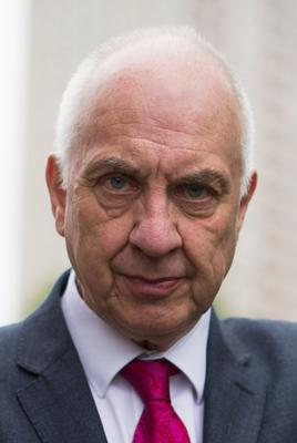 Police and crime commissioner David Jamieson (Aaron Clown/PA)