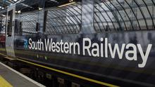 South Western Railway is offering additional compensation to passengers (Victoria Jones/PA)