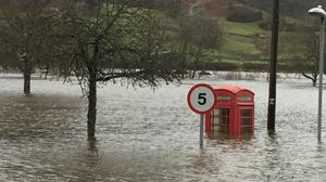 The Scottish Government has announced an extra £713,000 for flood protection (Catriona Webster/PA)