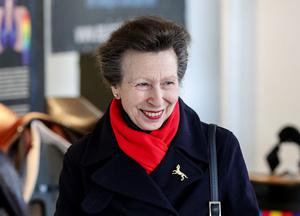 The Princess Royal turns 70 in August (Steve Parsons/PA)