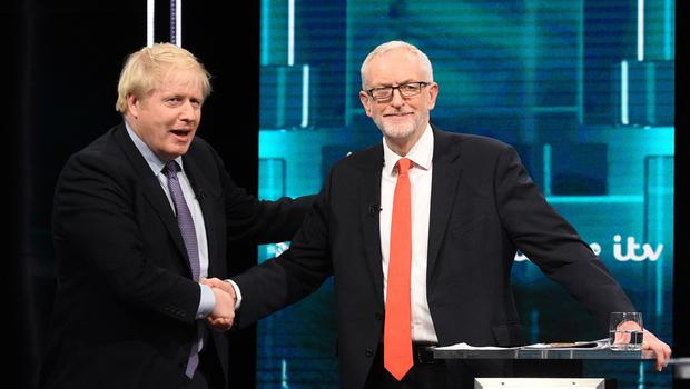 Boris Johnson and Jeremy Corbyn will go head-to-head in another TV debate, joined by Jo Swinson and Nicola Sturgeon (ITV/PA)