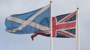 The poll was carried out by pro-independence group Progress Scotland (Yui Mok/PA)