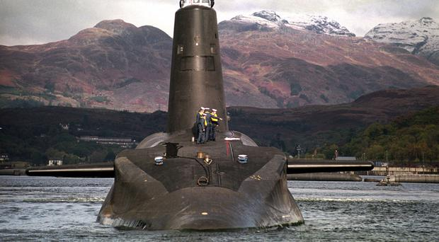 Jeremy Corbyn has received a fresh warning of stiff resistance from Labour MPs over his ambition to scrap Britain's Trident nuclear deterrent
