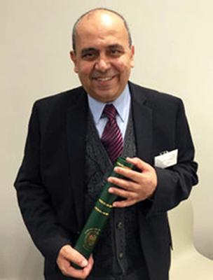 Dr Medhat Atalla died following treatment for Covid-19 at Doncaster Royal Infirmary (Doncaster and Bassetlaw Teaching Hospitals/PA)