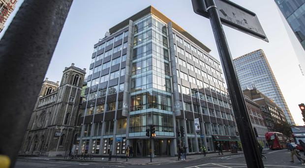 The offices where Cambridge Analytica in central London were based (Rick Findler/PA)