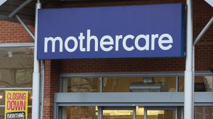 Mothercare has put UK staff on furlough and delayed its franchise deal with Boots (Andrew Matthews/PA)