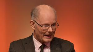 Prof Curtice said support for the SNP was at a 'record high' (Jeff Overs/BBC/PA)