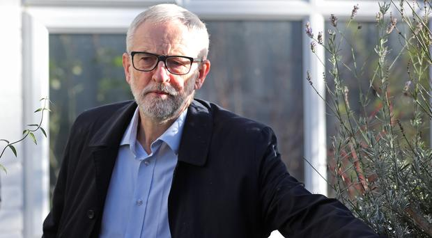 Jeremy Corbyn has apologised to supporters for Labour's disastrous General Election defeat (Isabel Infantes/PA)
