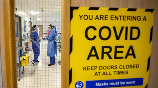 70% of Covid-19 hospital patients not fully recovered five months post-discharge (Peter Byrne/PA)
