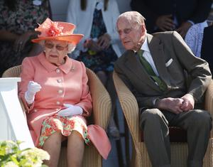 The Queen and Philip have been married since 1947 (Steve Parsons/PA)