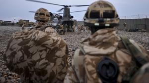 More than 450 service personnel died in the Afghan campaign