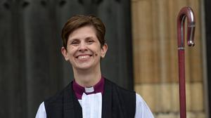 Libby Lane is due to be installed as the Church of England's first woman bishop