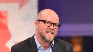 Toby Young has stepped down from his role at the helm of the New Schools Network (Dominic Lipinski/PA)