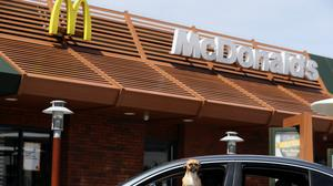 McDonald's is testing dine-in safety measures in order to reopen its restaurants (Brian Lawless/PA Wire)