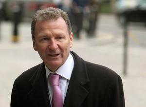 Lord O'Donnell said Simon Case would need to re-establish trust with the Civil Service (Dominic Lipinski/PA)