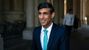 Chancellor of the Exchequer Rishi Sunak (Aaron Chown/PA)
