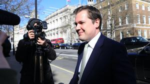 Labour is seeking to force Housing Secretary Robert Jenrick to release papers on the Westferry property development (Aaron Chown/PA)