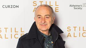 """Sir Tony Robinson ridiculed Mrs May's """"Brexit means Brexit"""" slogan by tweeting: """"Baldrick means Baldrick."""""""