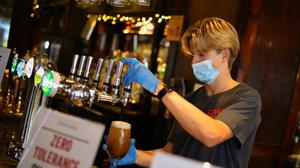 The company's pubs have reopened following the Covid-19 lockdown. (Aaron Chown/PA)