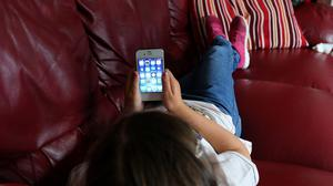 Research suggests that 'sexting' is a normal part of life for children