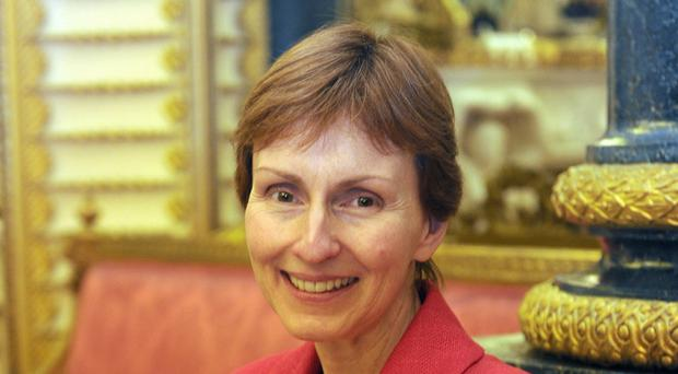 Dr Helen Sharman (Anthony Delvin/PA)