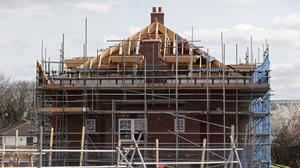 Many new houses are built well below the minimum space standard needed for a comfortable home, the RIBA says