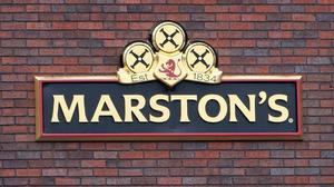 Marston's said it will own a 40% stake in the joint venture (David Jones/PA)