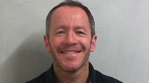 Andrew Laird was given a suspended prison sentence at York Crown Court (North Yorkshire Police/PA)