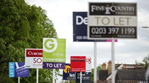 The Chancellor's package failed to acknowledge financial means of supporting those in rental accommodation (Yui Mok/PA)