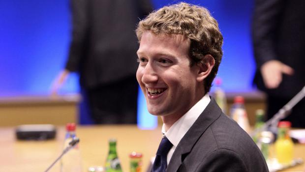 Mr Zuckerberg again acknowledged that Facebook had not done enough to prevent the spread of fake news (Chris Ratcliffe/PA)