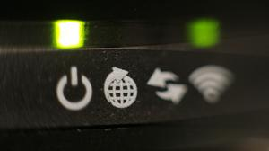 Internet connections have come under pressure during lockdown (Yui Mok/PA)
