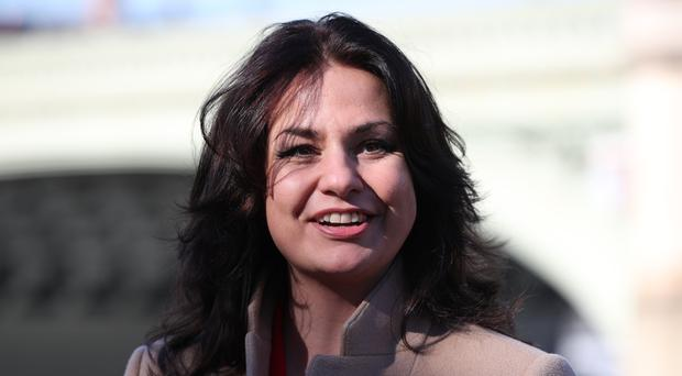 Heidi Allen said she will not stand in the next general election (PA)
