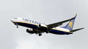The Ryanair pilot landed in Berlin to kick out a drunken British stag party